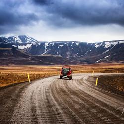 IJsland offroad