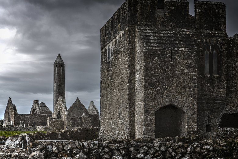mystiek in Ierland -