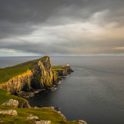 Lighthouse Neist Point