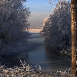 Wensen bij een winterlandschap