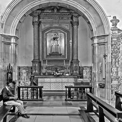 Kerk in Portugal