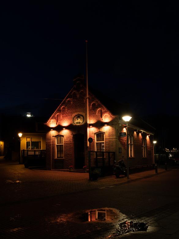 Knus restaurantje op Terschelling -