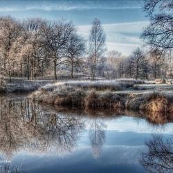 Prachtige winterdag