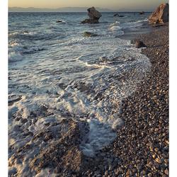 Mooie kustlijn