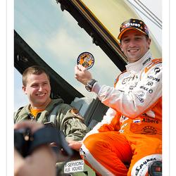 Ralph Aarts (F16) vs. Christijan Albers (F1)