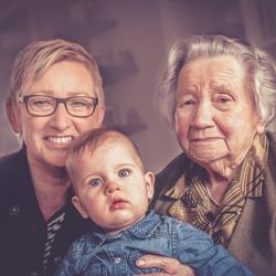 3 generaties