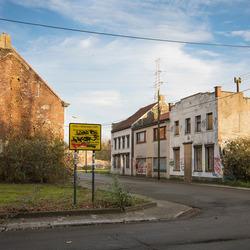 Doel (Belgie) - Hooghuisstraat - Pastorijstraat