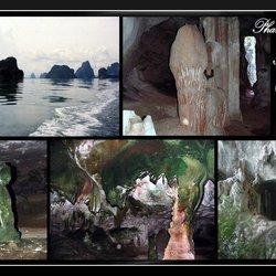 Phang Nha Grotten