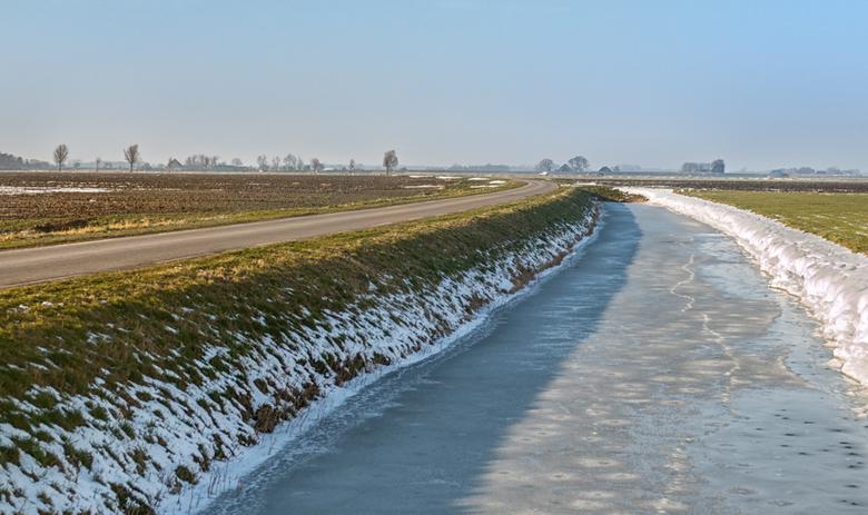 Landschap - Een stukje NH in de buurt van Schagen