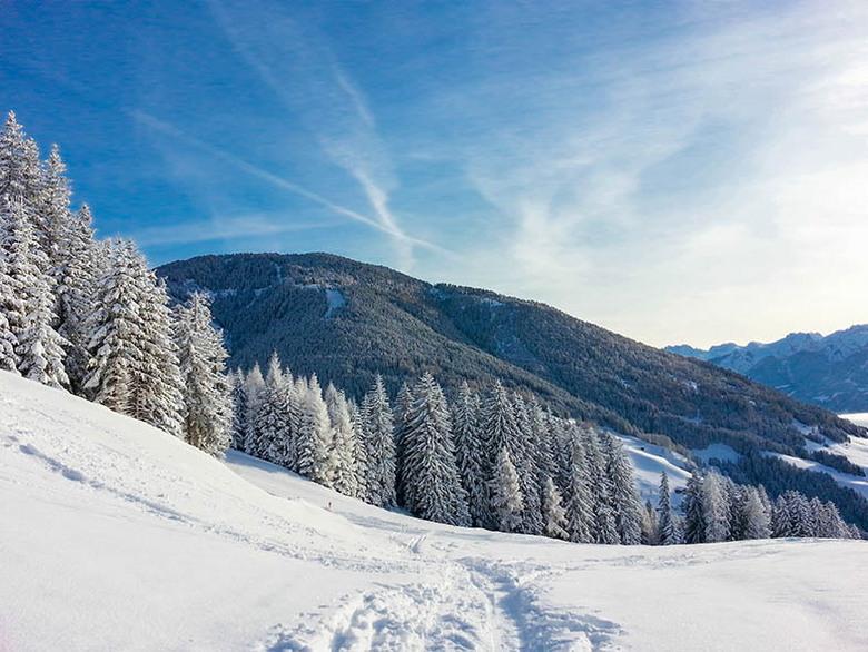 Sillianberg, Sillian, Oostenrijk - Tijdens de wintersportvakantie in Oostenrijk een prachtige plaatje tegengekomen en natuurlijk gefotografeerd.