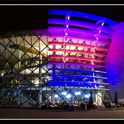 Coloured architecture 1