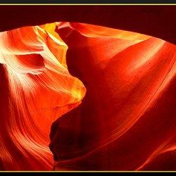 Sfinx in Antelope Canyon