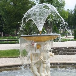 Een vorstelijke fontein
