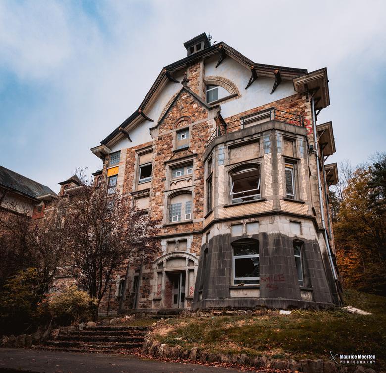 Spook huisje.....