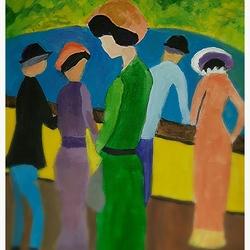 mijn schilderij