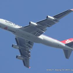 Cargolux LX TCV