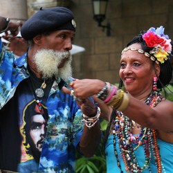 Cubaanse dans.