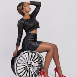 Op het wiel