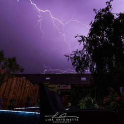 Thunder at Rotterdam
