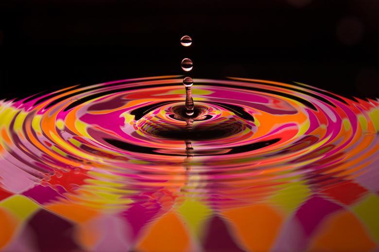 Waterdruppel -