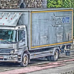 Atego - HDR