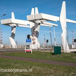 Brug op de Manchesterweg in Groningen