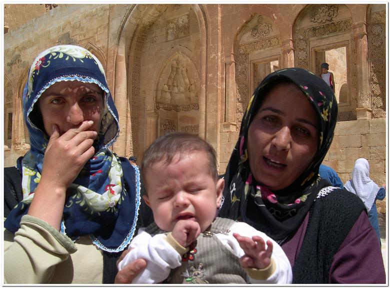 Stomverbaasd.. - In de laatste Zoom las ik iets over fotograferen van mensen in Islamitische landen en dan met name vrouwen. Het lukt ook mij dan niet