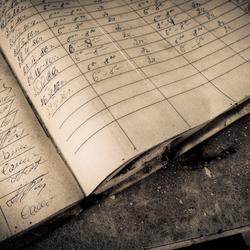 Pripyat, ziekenhuis register