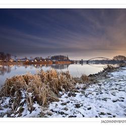 Winter in Hasselt (overijssel) - 3