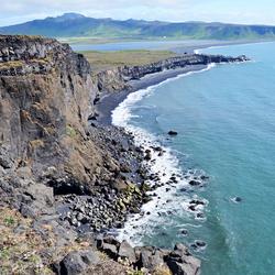 Dyrholaey, IJsland