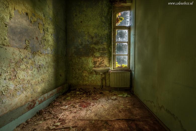 Het strafkamertje - Wat een geweldige kamertje!