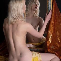 spiegeltje spiegeltje aan de wand ...