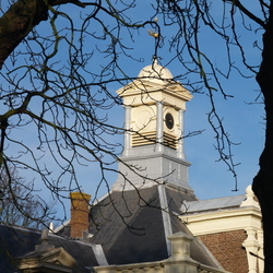 Torentje op het Asylplein