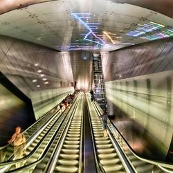 amusement park metro Amsterdam