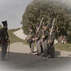 Fort Sabina, klaar voor de strijd 1