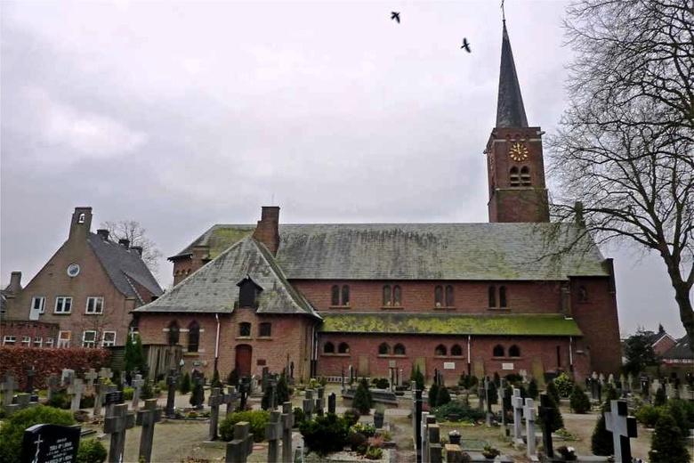 Nederland Esbeek, Sint Andreanuskerk