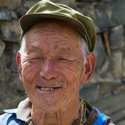 Ontmoeting met een chinese boer