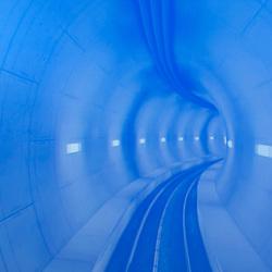 Noord-zuid metrolijn