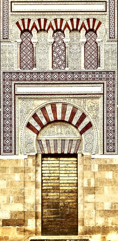 Moskee Córdoba Spanje -