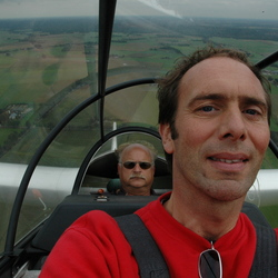 zweefvliegen: 0-100 km/u in 3 sec.