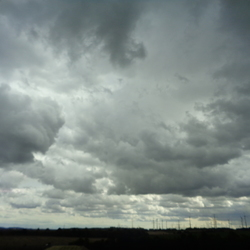 Grumpy skies