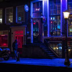 Winternacht Amsterdam