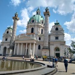 Karlskirche Wenen