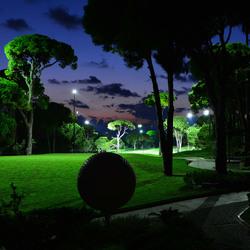 terrein WK golfen Turkije