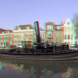 Wolwevershaven  Dordrecht 3D