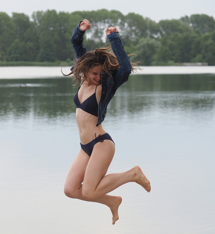 Zomer Jumping - Joelle