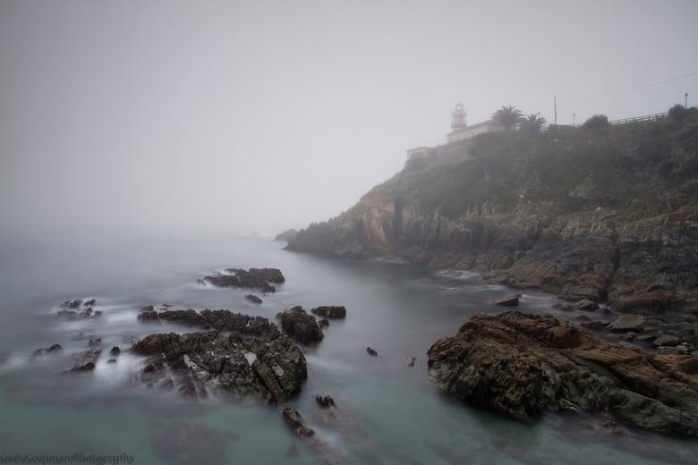 Lighthouse Cudillero