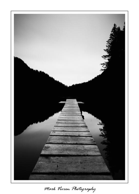 Walk in to the dark -