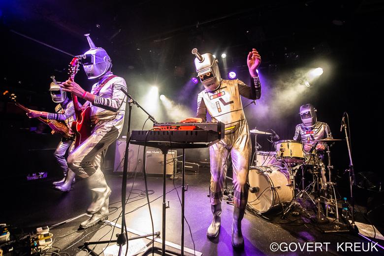 Les Robots @ Rotown - Les Robots @ Rotown