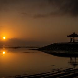 Zonsopkomst Bali